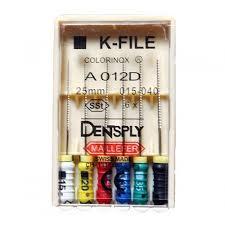Ostes 5 karpi K-File või K-Flexofile käsiviile, saate 1 tasuta lisaks!