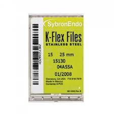 3+1 Ostes 3 karpi SybronEndo käsiviile (Reamer, K-File, Hedström, K-Flex), saate 1 karbi tasuta lisaks!
