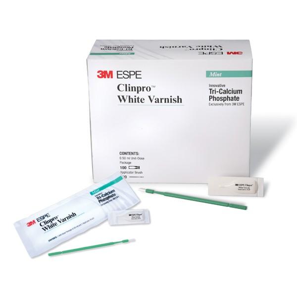 Ostes 1 karbi ClinPro white varnish (50tk pakis) või ClinPro XT klikkeris, saate Sof- Lex spiraalsed viimistluskettad tasuta!