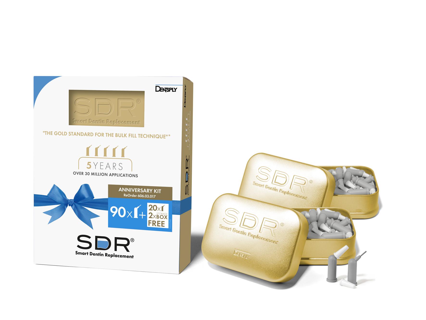 Ostes 90 kapslit SDR, saate tasuta lisaks 20 kapslit SDR!