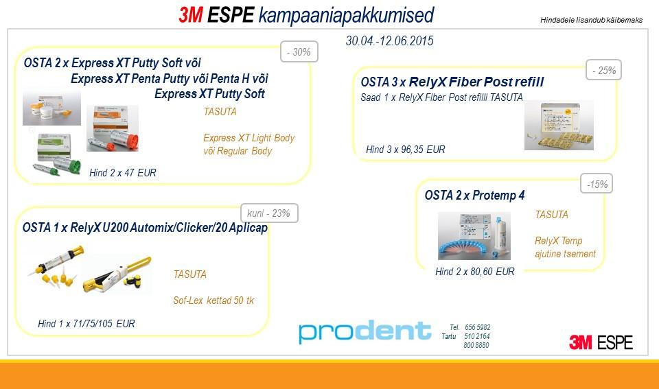 c87f20d76a4 3M pakkumised Prodent – Prodent OÜ