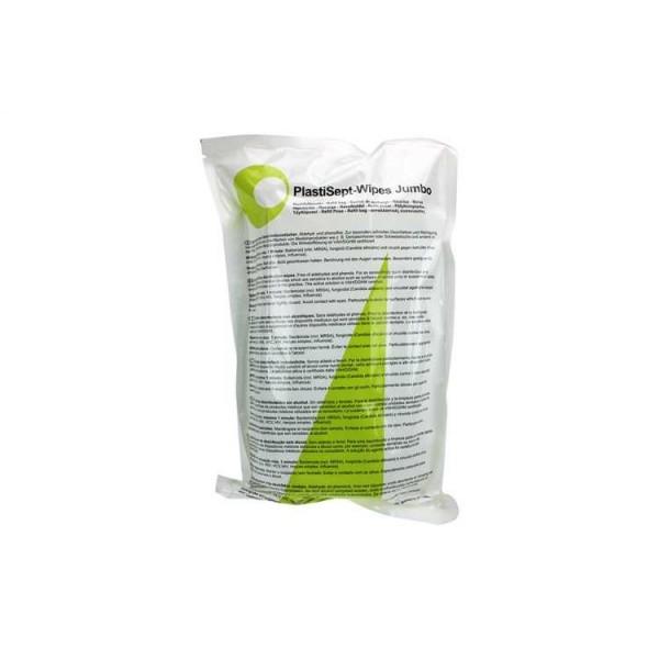 Niisked pühkelapid Plastisept Wipes refill  -25% soodsamalt!