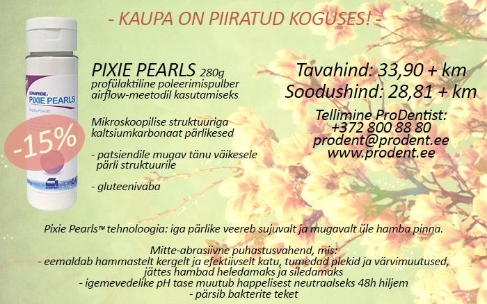 Pixie Pearls -15%