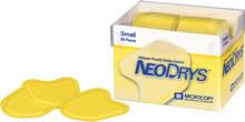 NeoDrys põsepadi  50tk väike kollane