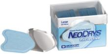 NeoDrys põsepadi  50tk suur sinine